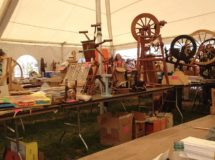 2015 Spinning & Weaving Auction