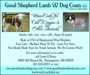 Good Shepherd Lamb & Dog Coats