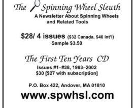Spinning Wheel Sleuth