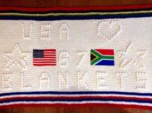 SA Embassy Blanket