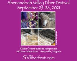 Shenandoah Valley Fiber Festival