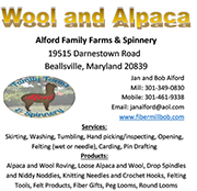Alford Family Farms & Spinnery
