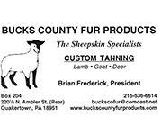 Bucks County Fur Products