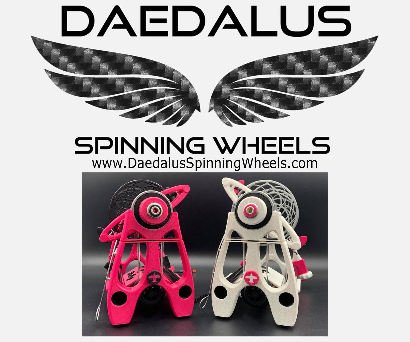 Daedalus Spinning Wheels
