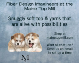 Fiber Design Imagineers at Maine Top Mill
