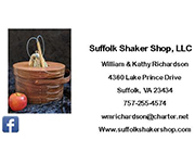 Suffolk Shaker Shop