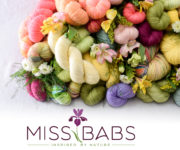 Miss Babs Hand Dyed Yarns & Fibers